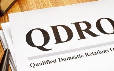 Do I Really Need a QDRO?